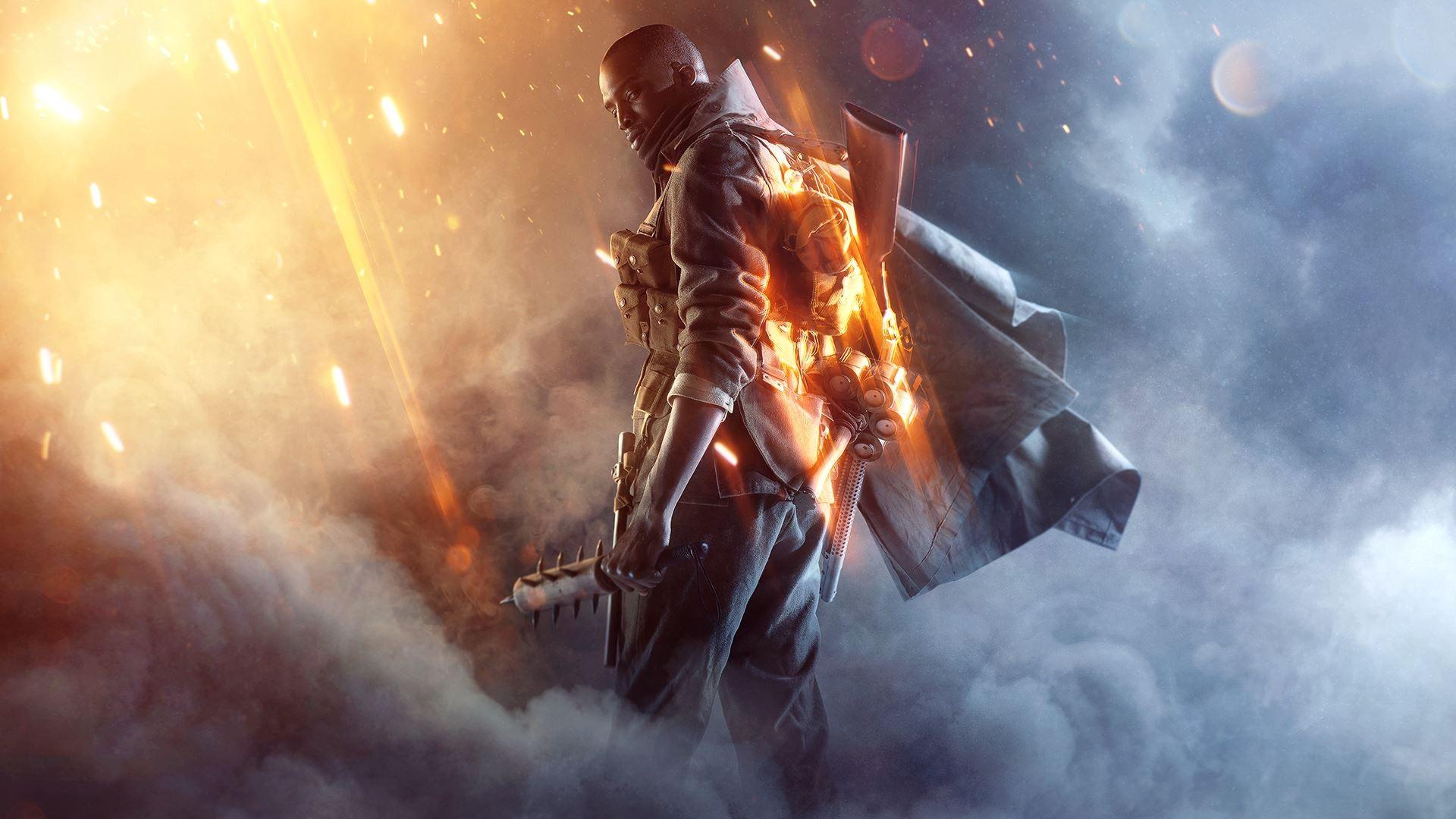 Wallpaper Battlefield 1, Squads, 2016 Games, 4K, 8K, Games, #878