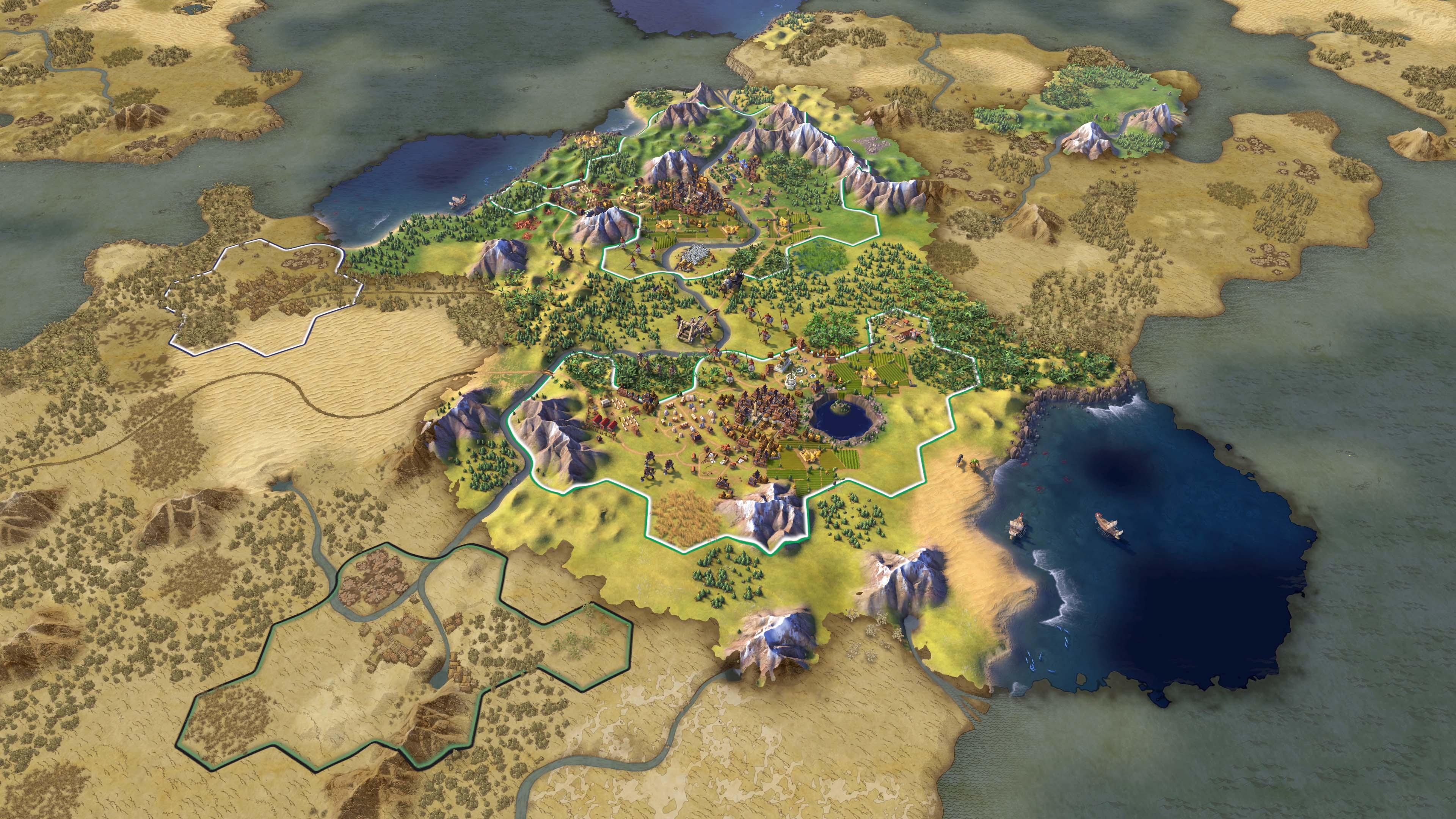 Sid Meiers Civilization Vi Wallpapers Pictures Images