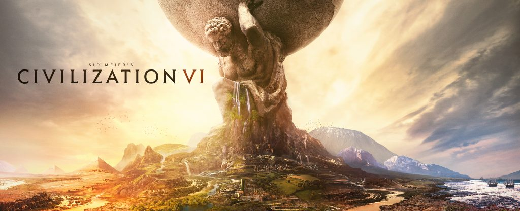 Sid Meier's Civilization VI Wallpaper 3241x1317
