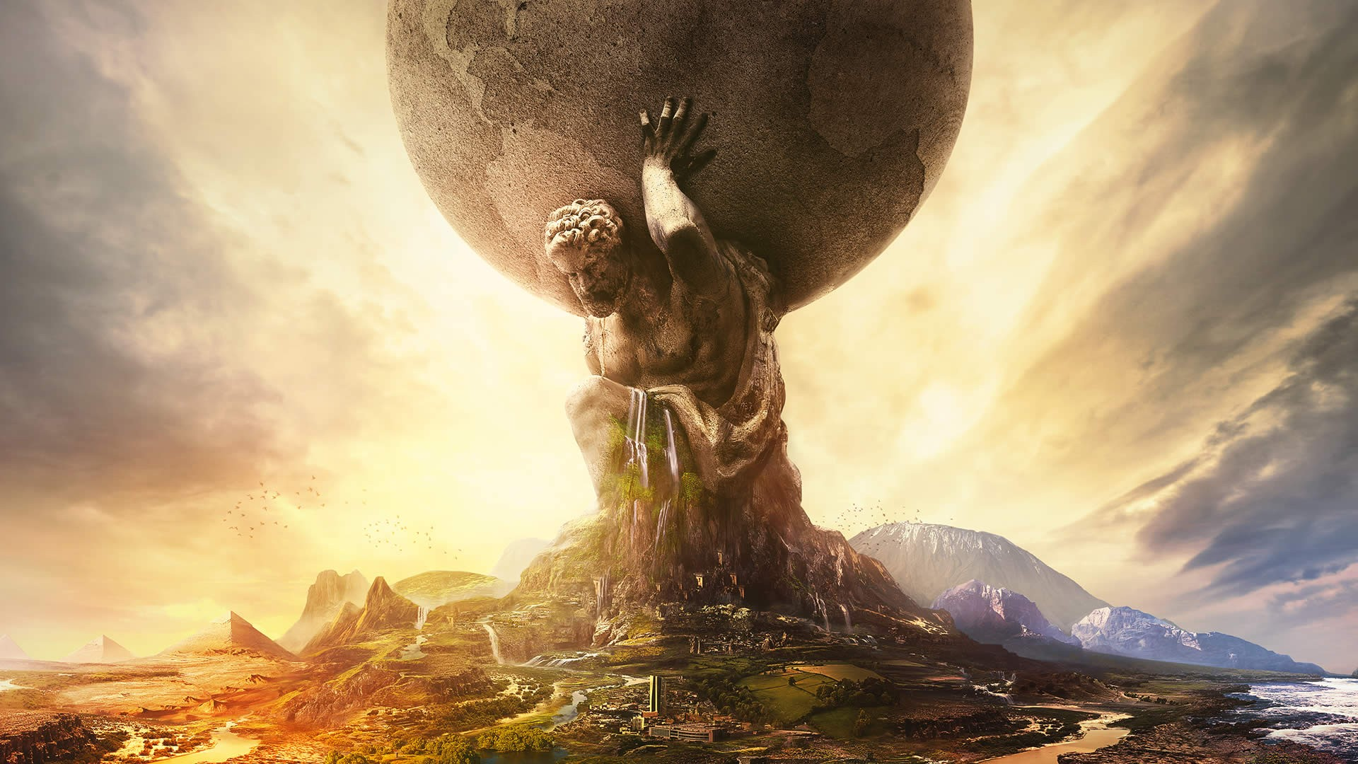 S Hd Image Wallpaper: Sid Meier's Civilization VI Wallpapers, Pictures, Images