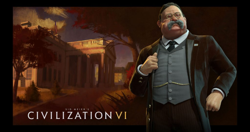 Sid Meier's Civilization VI Wallpaper 6549x3456