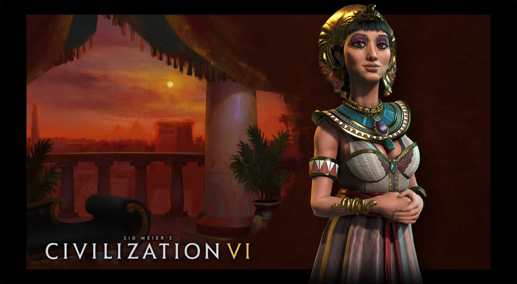 Sid Meier's Civilization VI Wallpaper 1920x1055