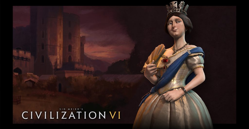 Sid Meier's Civilization VI Wallpaper 1920x995
