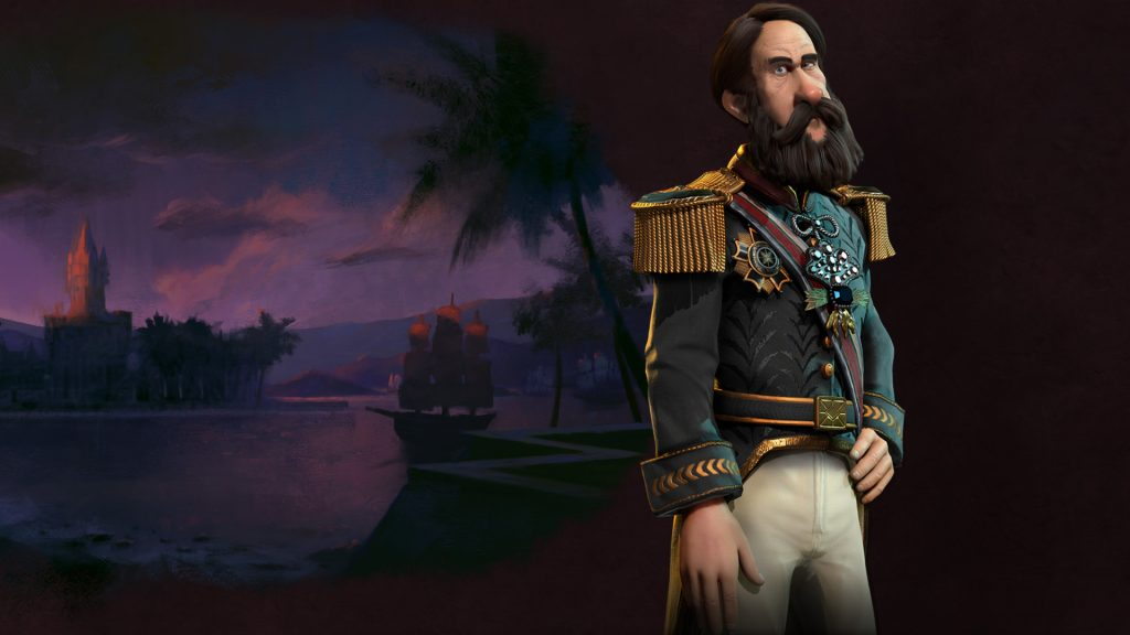 Sid Meier's Civilization VI Full HD Wallpaper 1920x1080