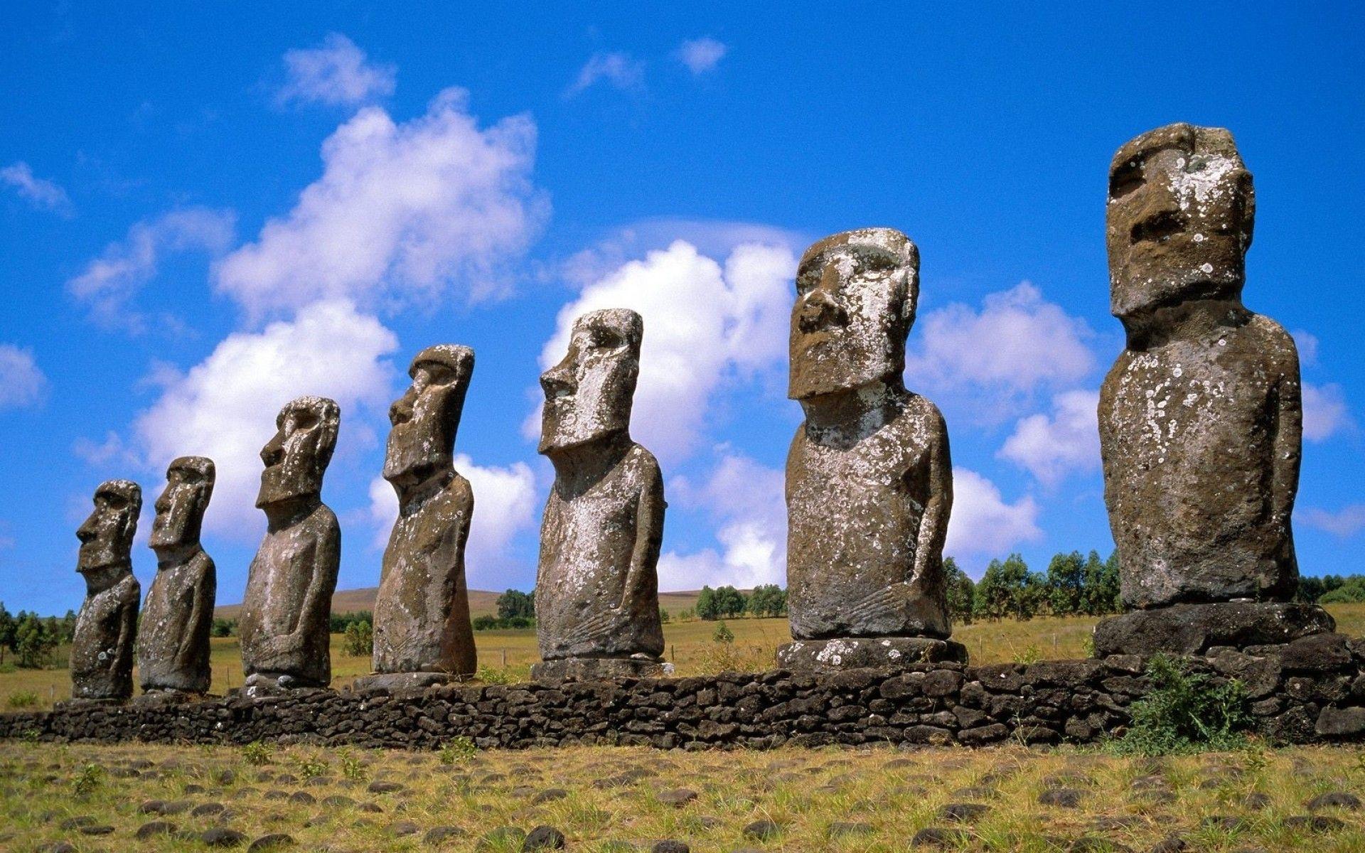 Hd wallpaper sites - Easter Island Widescreen Wallpaper 1920x1200