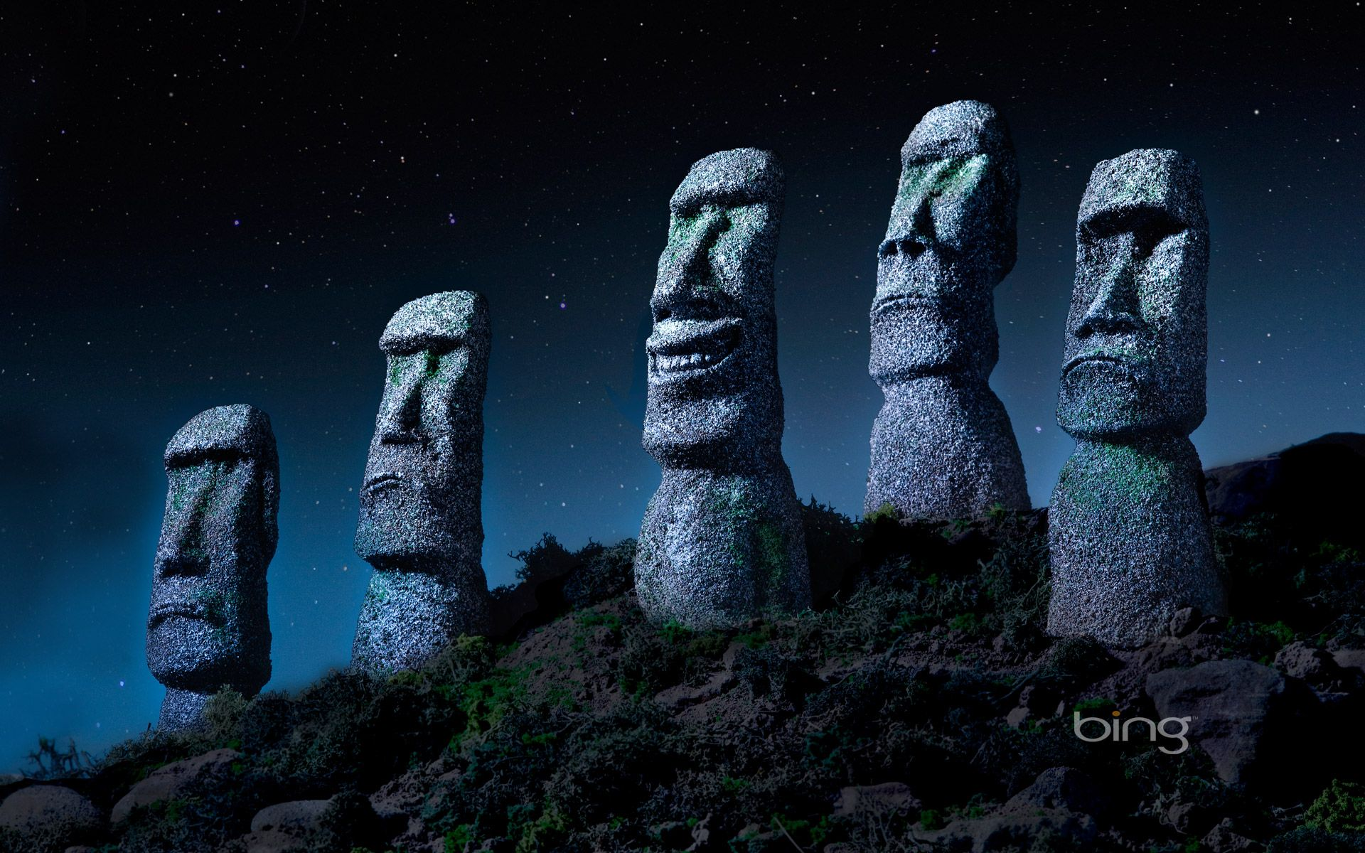 easter island wallpapers, pictures, images