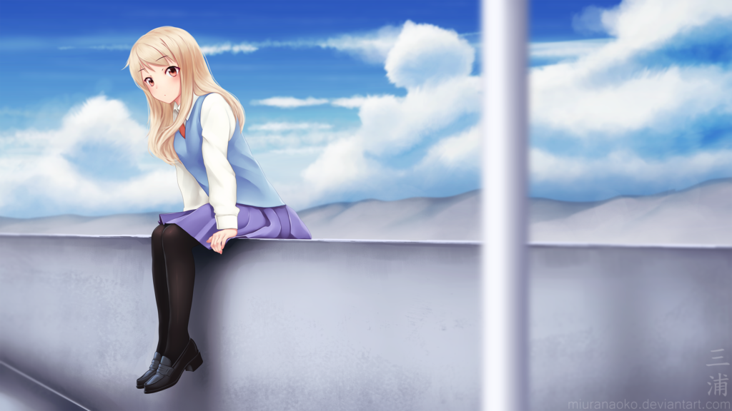 Sakurasou No Pet Na Kanojo Wallpaper 2560x1440