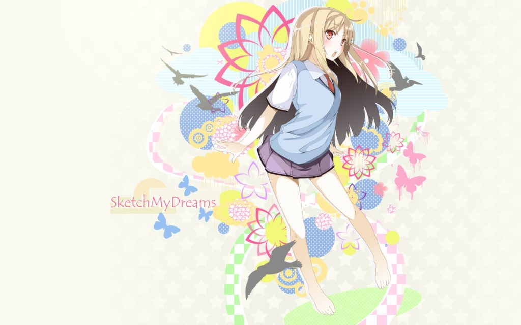 Sakurasou No Pet Na Kanojo Widescreen Wallpaper 2560x1600
