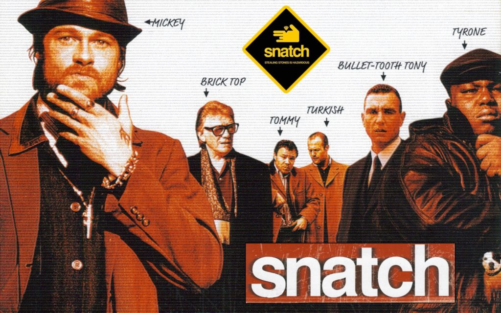 Snatch Widescreen Wallpaper 2560x1600