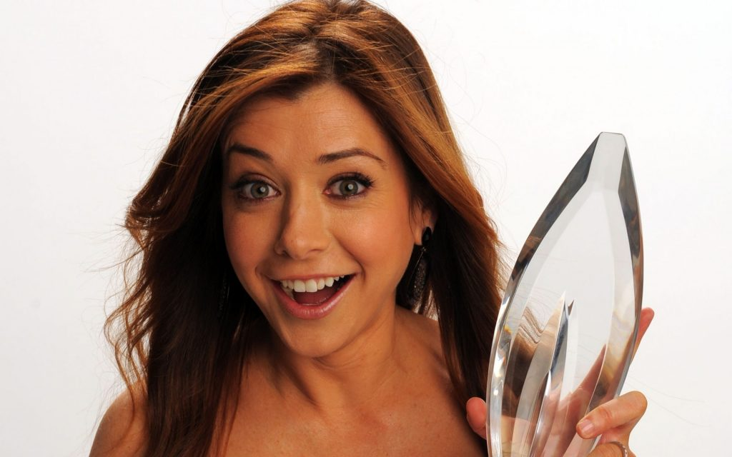 Alyson Hannigan Widescreen Wallpaper 1920x1200