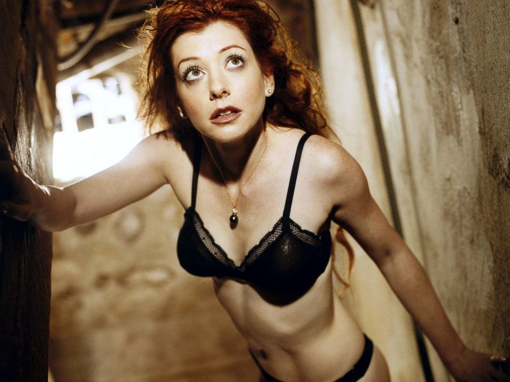 Alyson Hannigan Wallpaper 1920x1440