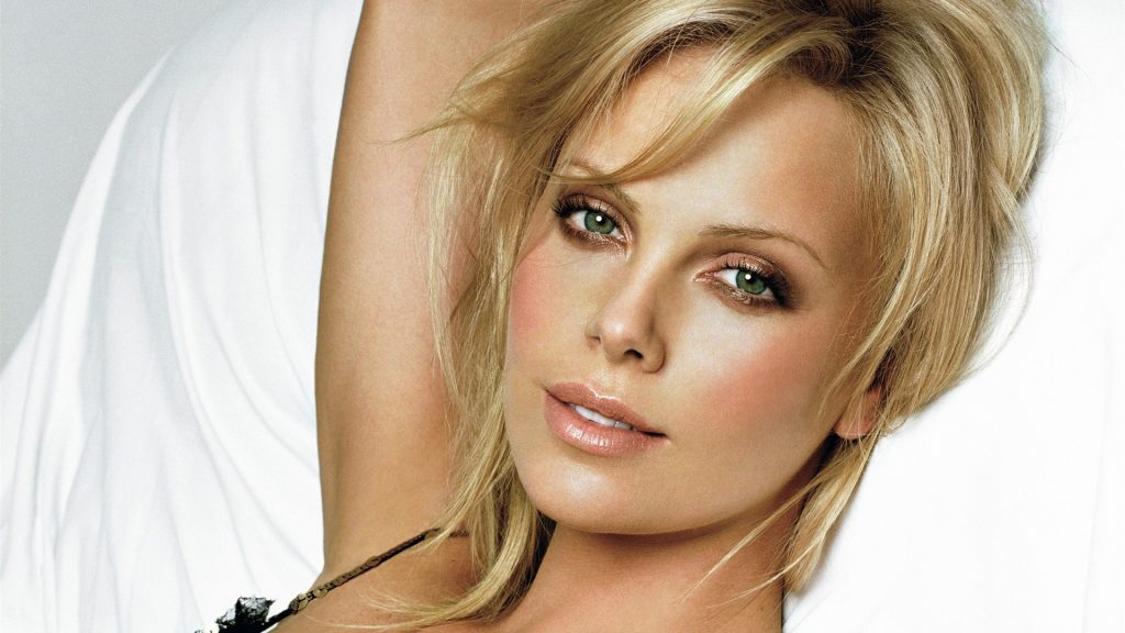 Charlize Theron Full HD Wallpaper 1920x1080