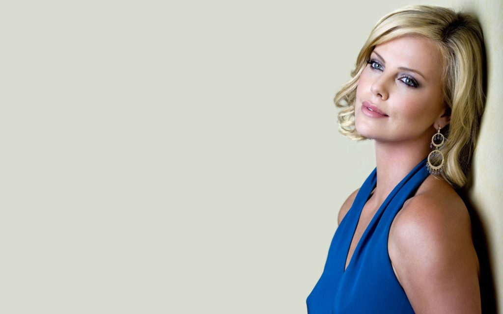 Charlize Theron Widescreen Wallpaper 1920x1200