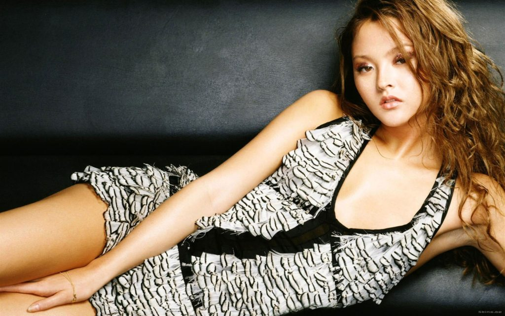 Devon Aoki Widescreen Wallpaper 1920x1200