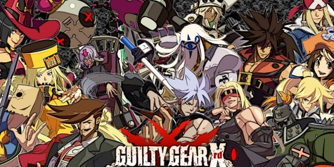 Guilty Gear Wallpapers