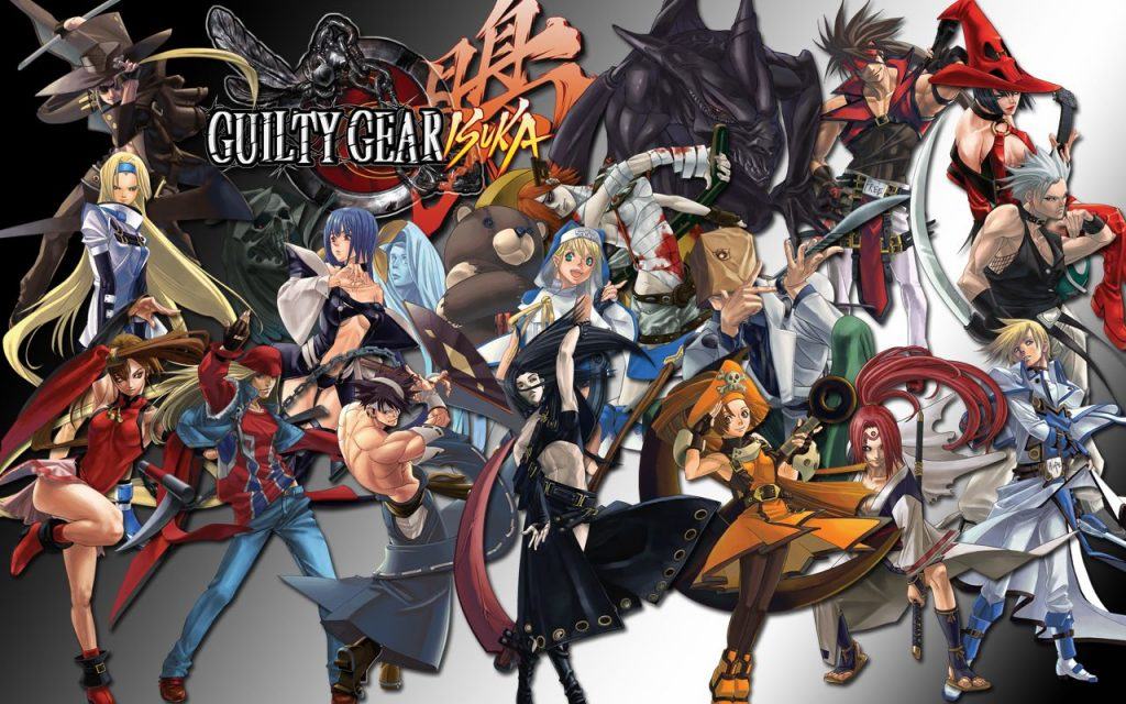 Guilty Gear Widescreen Wallpaper 1280x800