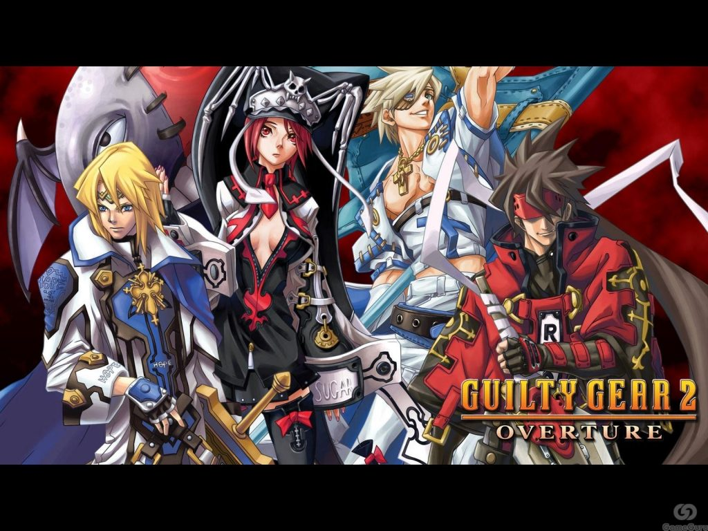 Guilty Gear Wallpaper 1600x1200