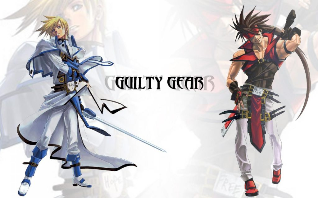 Guilty Gear Widescreen Wallpaper 1920x1200