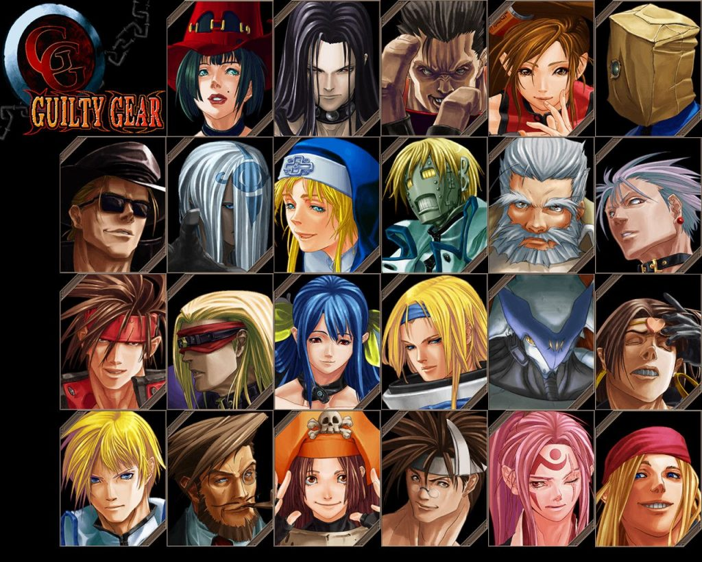 Guilty Gear Wallpaper 1280x1024