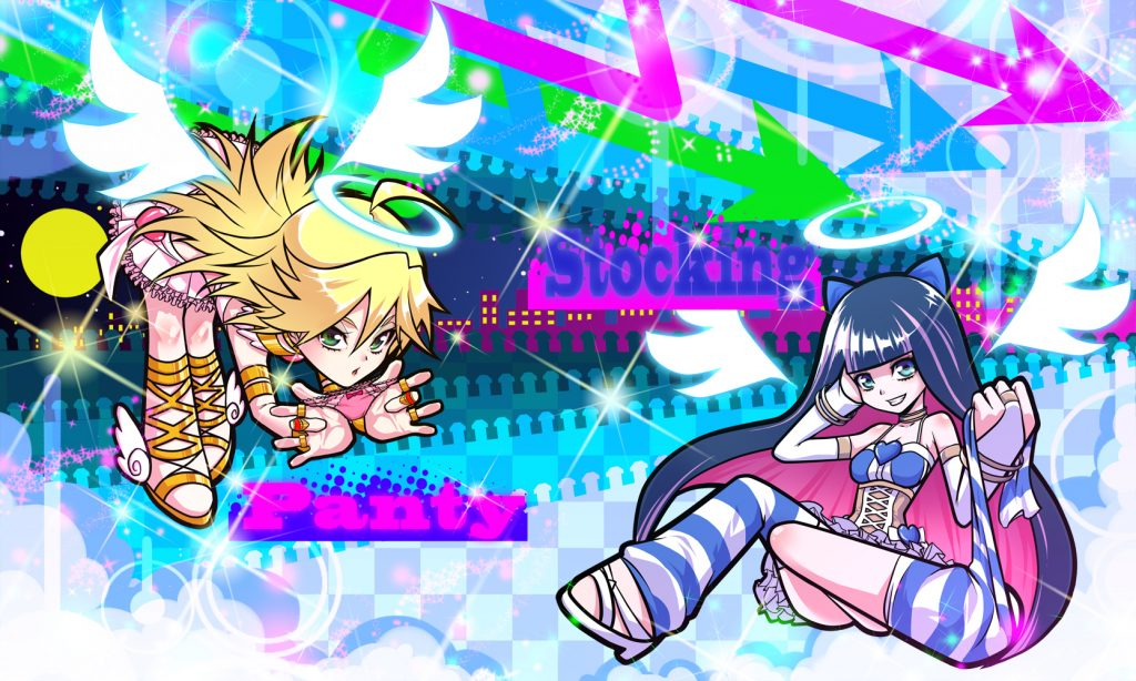 Panty and Stocking Wallpaper 1667x1000