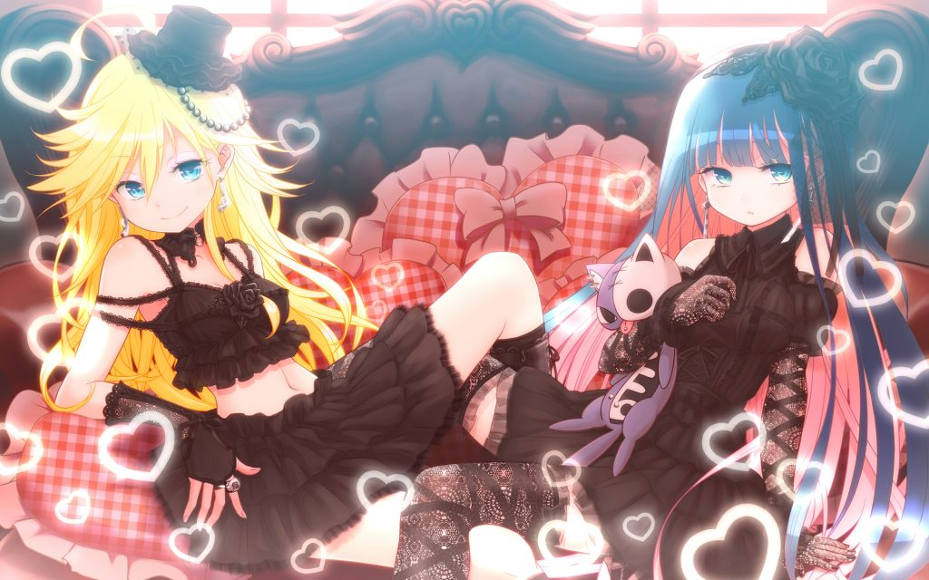 Panty and Stocking Widescreen Wallpaper 1920x1200