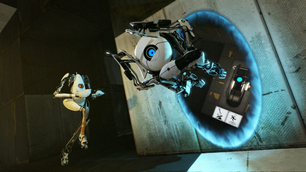 Portal 2 Full HD Wallpaper 1920x1080