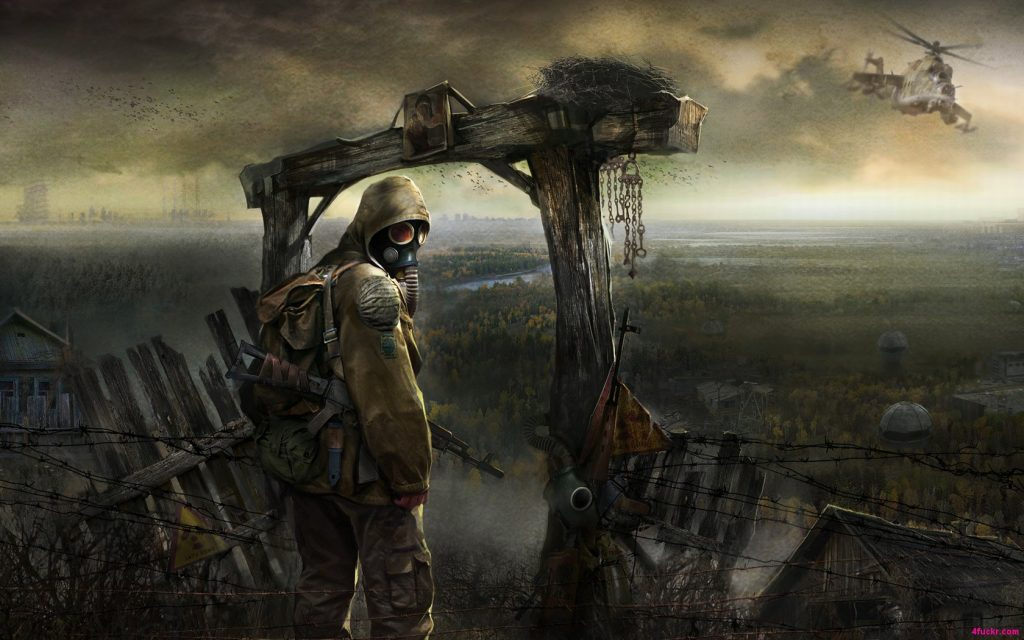 Stalker Widescreen Wallpaper 1680x1050