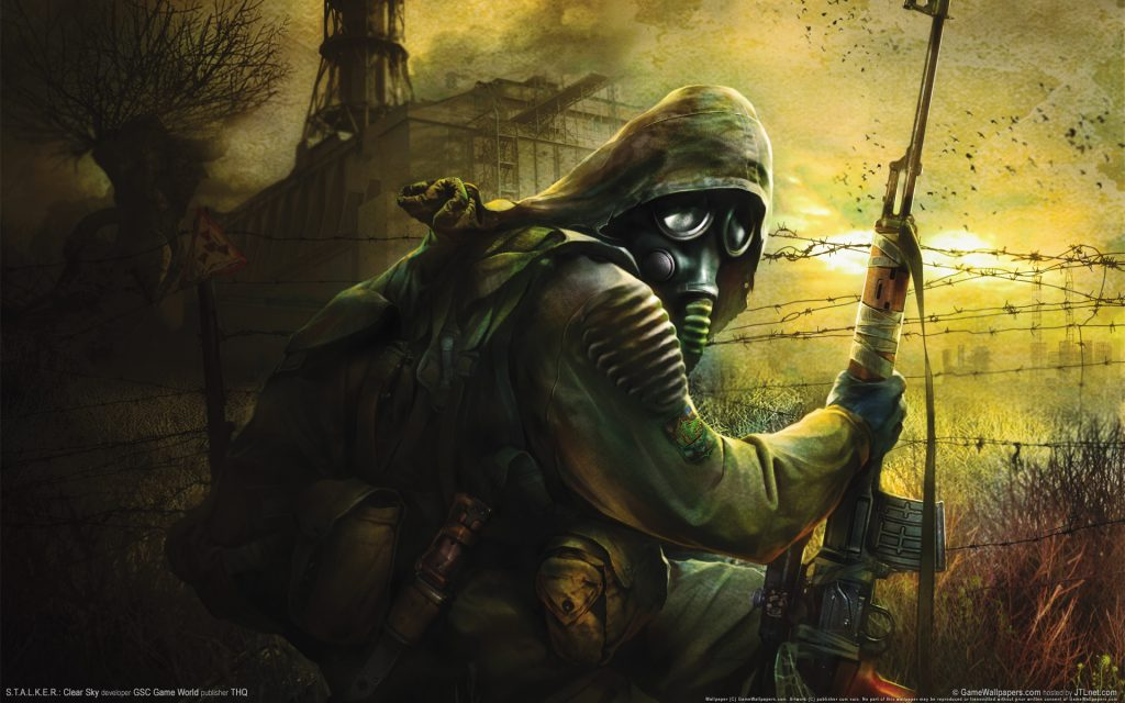 Stalker Widescreen Wallpaper 1920x1200