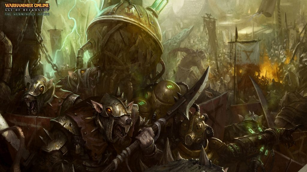 Warhammer Online Full HD Wallpaper 1920x1080