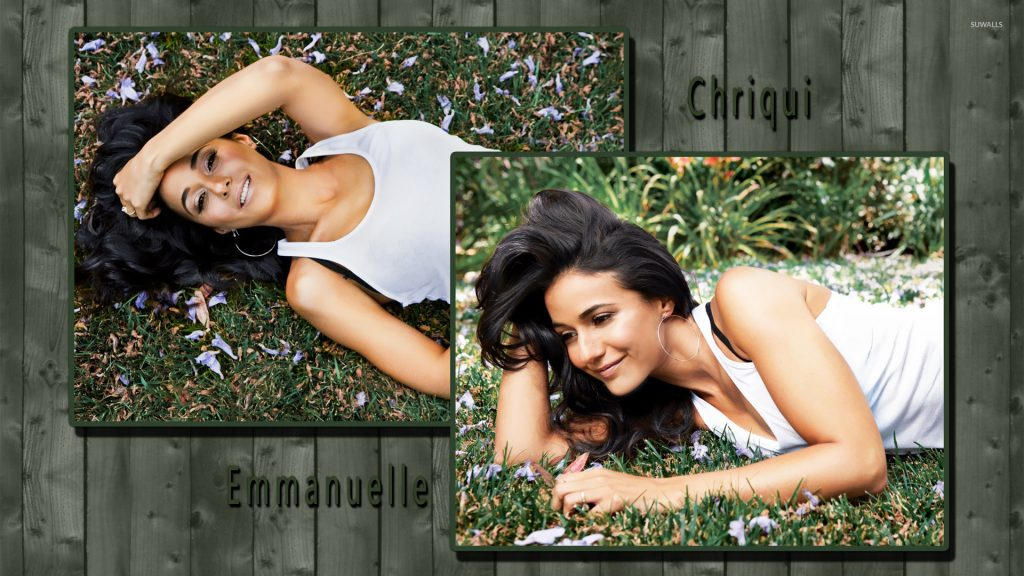 Emmanuelle Chriqui Full HD Wallpaper 1920x1080