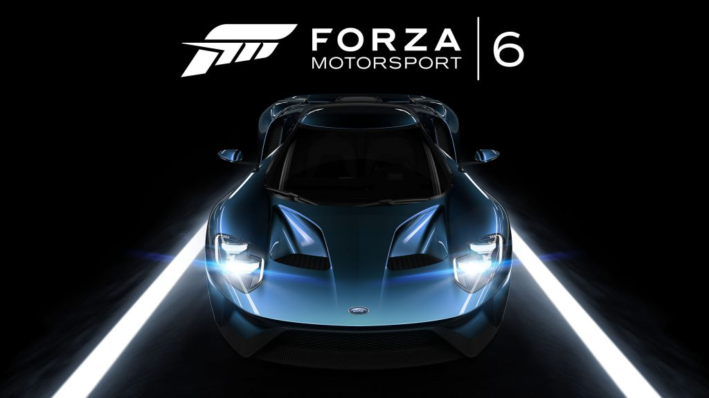 Forza Motorsport 6 Wallpaper 2500x1406