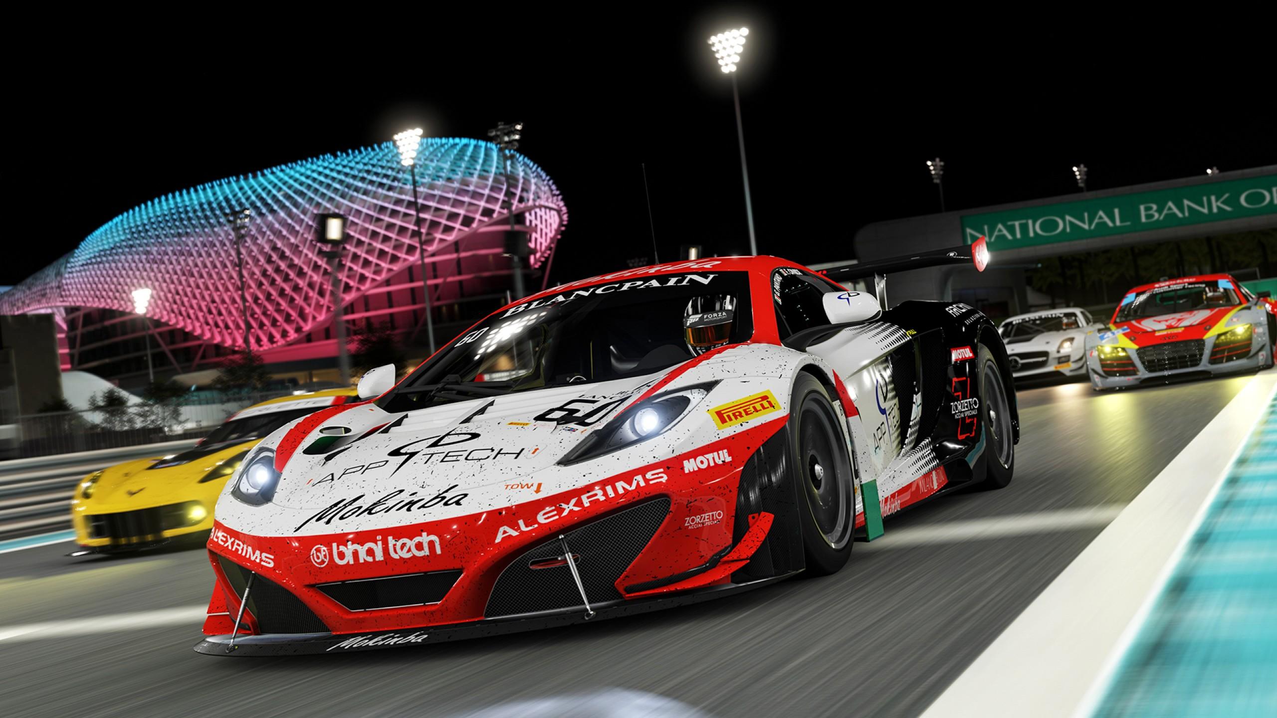 Forza Motorsport 6 Wallpaper 2560x1440