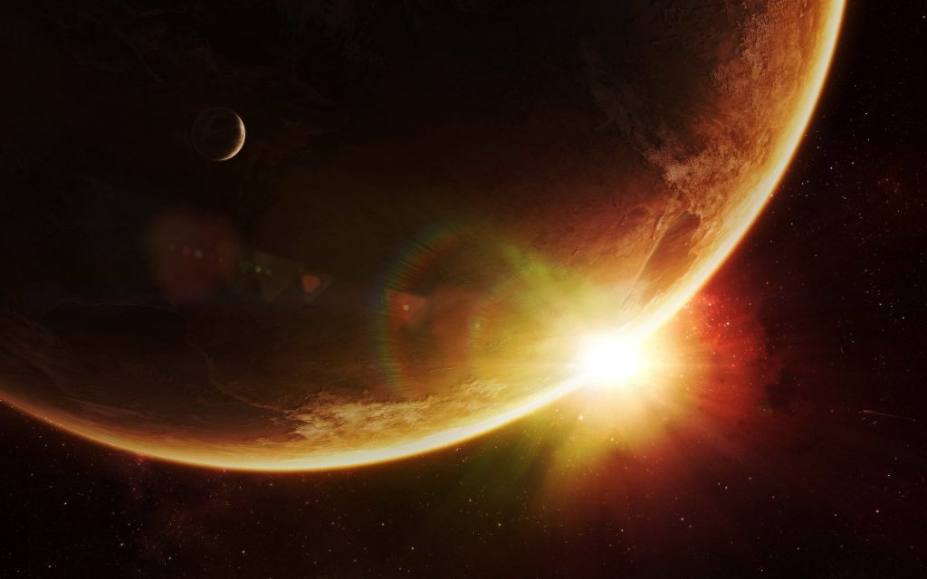 Planet Widescreen Wallpaper 1920x1200
