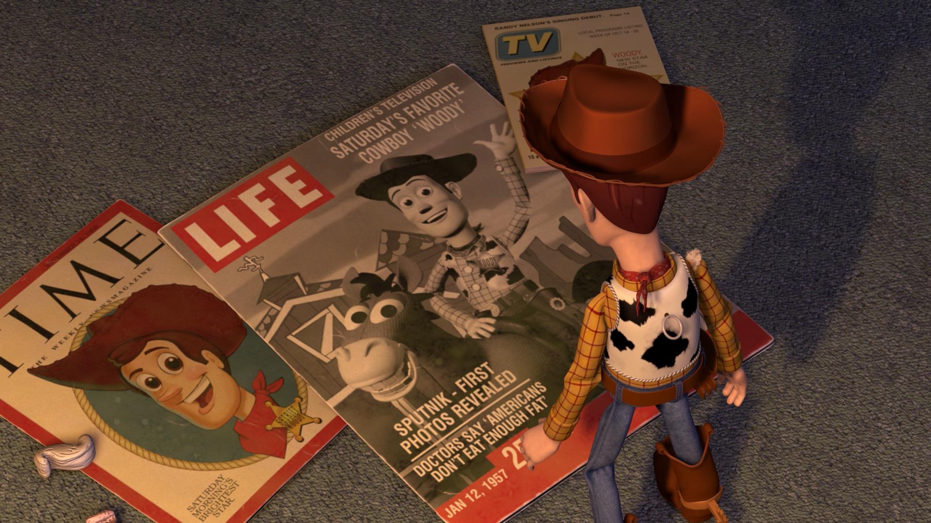 Toy Story Full HD Wallpaper 1920x1080