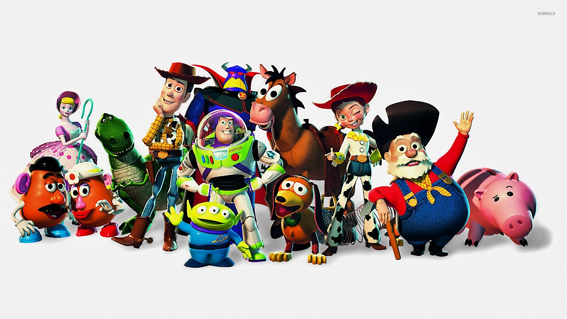 Toys For 2 And Up : Toy story wallpapers pictures images