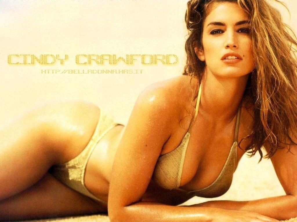 Cindy Crawford Wallpaper 1024x768