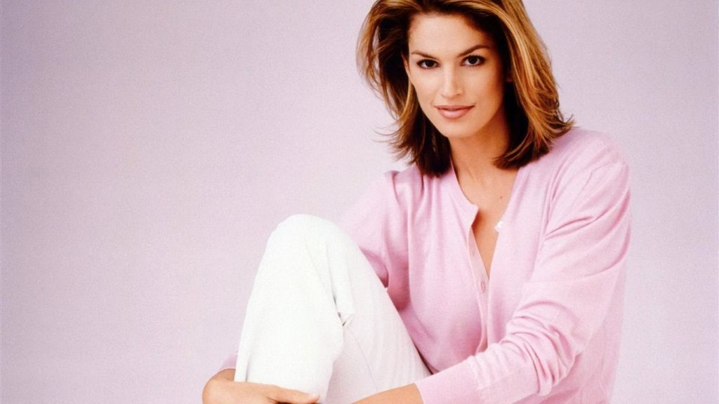 Cindy Crawford Wallpaper 1366x768