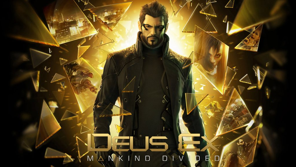 Deus Ex: Mankind Divided Full HD Wallpaper 1920x1080