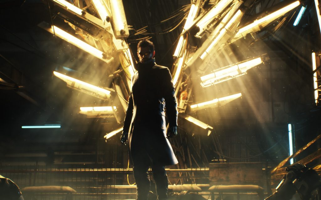 Deus Ex: Mankind Divided Widescreen Wallpaper 1920x1200