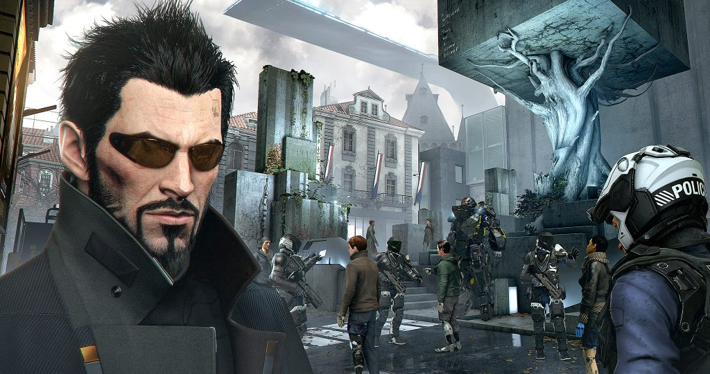 Deus Ex: Mankind Divided Wallpaper 2048x1080