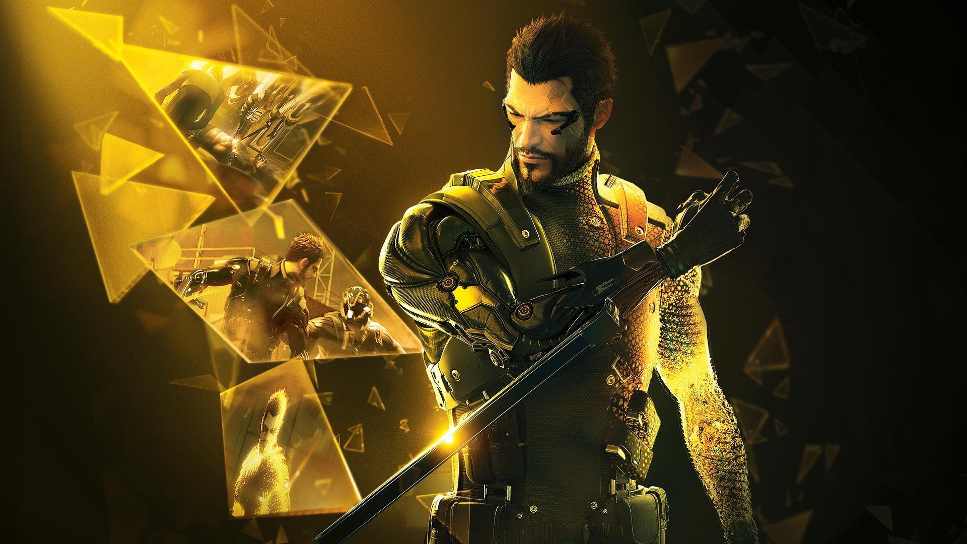 Deus Ex 1 Wallpaper