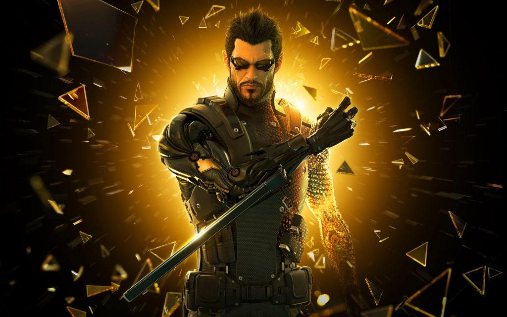 Deus Ex: Mankind Divided Widescreen Wallpaper 2560x1600
