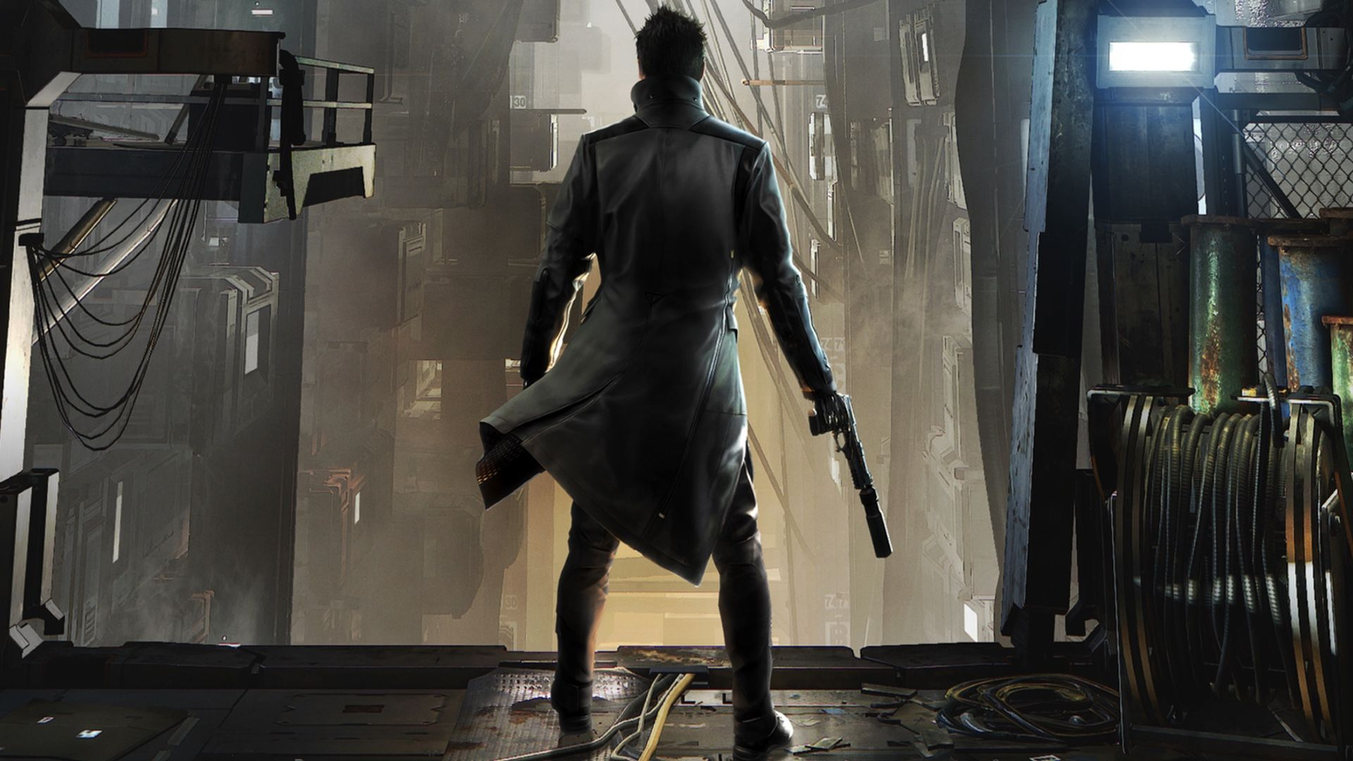 Deus Ex: Mankind Divided Wallpapers, Pictures, Images