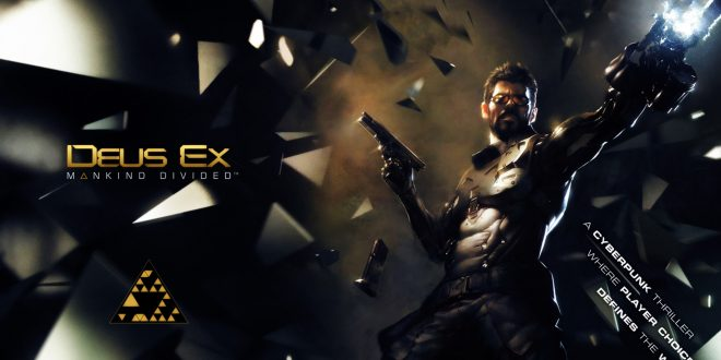 Deus Ex: Mankind Divided Wallpapers