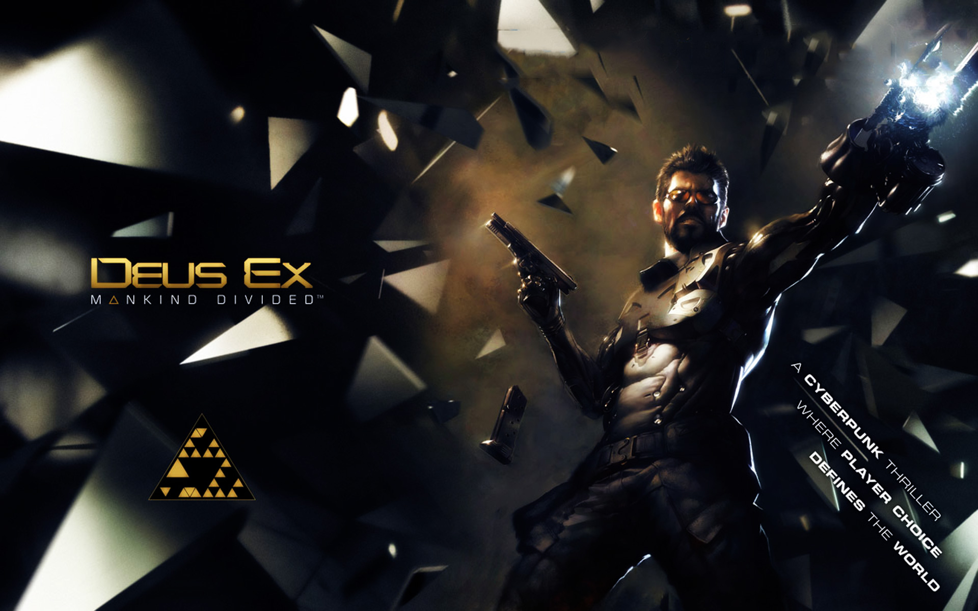 Deus Ex Mankind Divided - Express Elevator to Hell, Going Down ...
