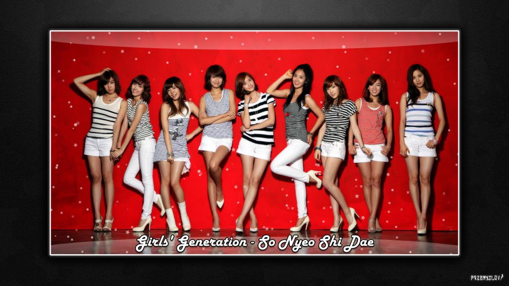 Girls Generation Full HD Wallpaper 1920x1080
