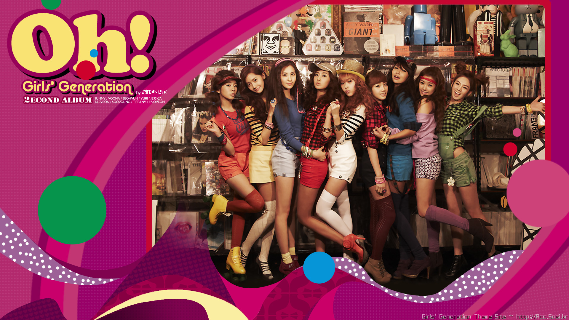 Girls Generation Wallpapers Pictures Images