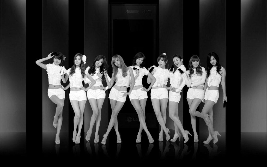 Girls Generation Widescreen Wallpaper 1920x1200