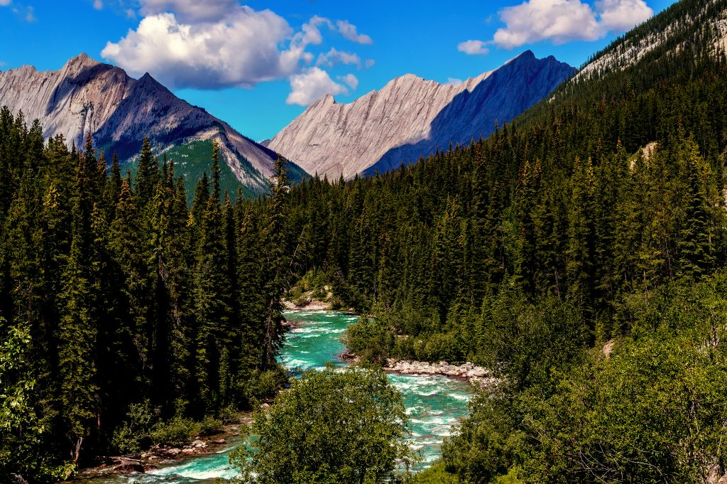 Jasper National Park Wallpaper 2048x1362