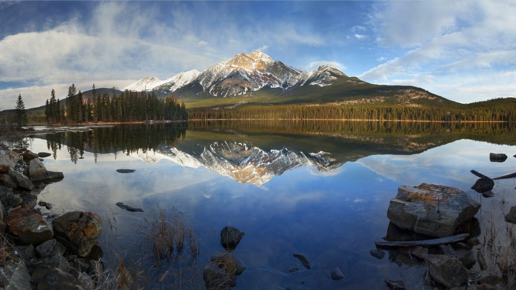 Jasper National Park Full HD Wallpaper 1920x1080